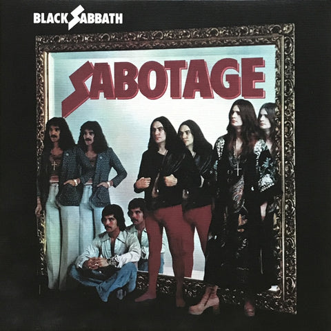 NEW - Black Sabbath, Sabotage LP