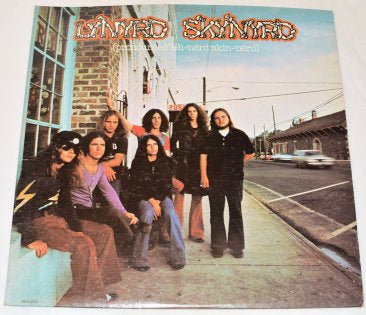 NEW - Lynyrd Skynyrd, Self Titled LP