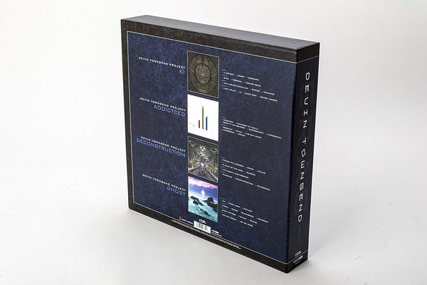 NEW - Devin Townsend Project, Collection Part 1 - 7LP