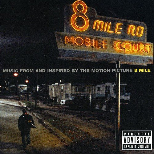 NEW (Euro) - Eminem, 8 Mile OST