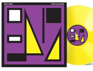 NEW - Split Enz, True Colours Yellow LP