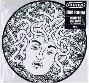 NEW - Clutch, Jam Room Picture Disc LP