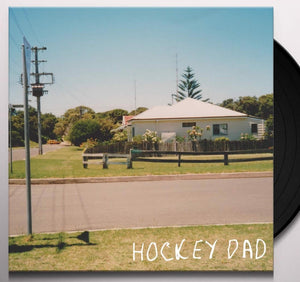 NEW - Hockey Dad, Dreamin' LP (Black Vinyl)