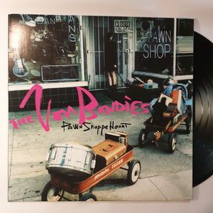 Von Blondes (The), Porn Shoppe Heart LP (2nd Hand)