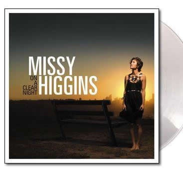 NEW - Missy Higgins, On A Clear Night LP