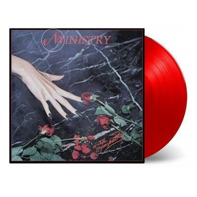 NEW - Ministry, With Sympathy (Red Coloured) LP