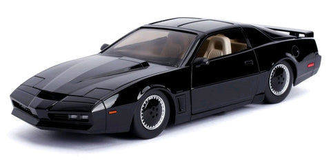 Knight Rider - KITT 1982 1:24 Scale Diecast Car