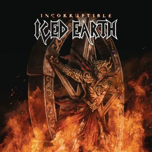 NEW - Iced Earth, Incorruptible Vinyl