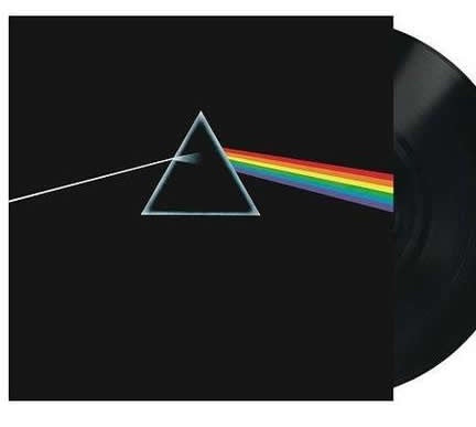 NEW - Pink Floyd, The Dark Side of the Moon LP (Reissue 2016)