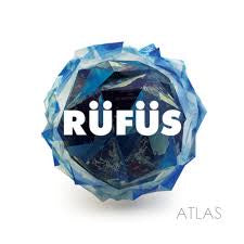 NEW - Rufus Du Sol, Altas Clear Blue LP