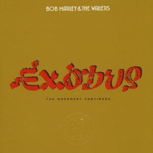 NEW (Euro) - Bob Marley and the Wailers, Exodus
