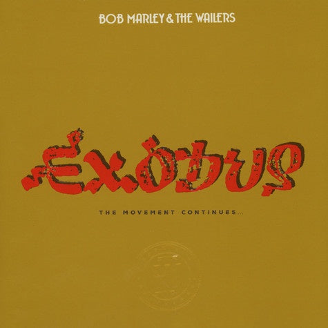 NEW - Bob Marley and the Wailers, Exodus