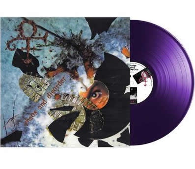 NEW - Prince, Chaos and Disorder LP