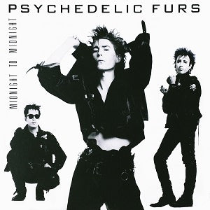NEW - Psychedelic Furs, Midnight to Midnight Vinyl
