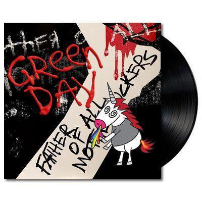 NEW - Green Day, Father of All ..  LP (MDC)