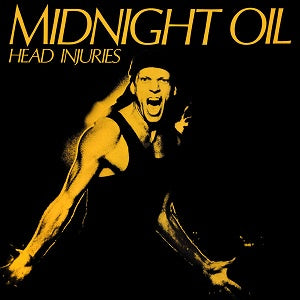 NEW - Midnight Oil, Head Injuries