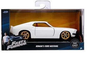 Fast & Furious 1969 Ford Mustang Mk1 1:32 Diecast Car
