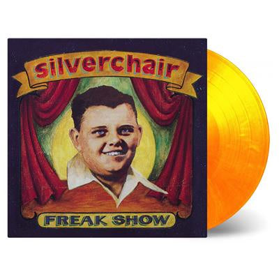 NEW - Silverchair, Freak Show (Coloured) LP