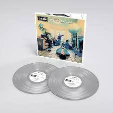 NEW - Oasis, Definately Maybe (25th Anniversary Ed) Silver 2LP