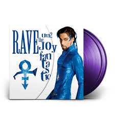 NEW - Prince, Rave Un2 The Joy Fantastic Purple Vinyl 2LP