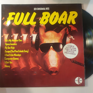 Various, Full Boar 1979 LP (2nd Hand)
