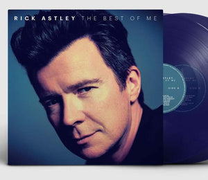 NEW - Rick Astley, The Best of Me 2LP