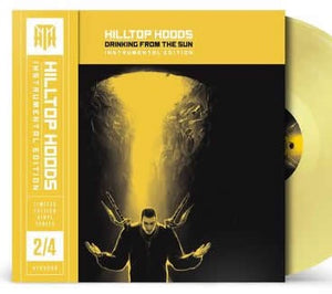 NEW - Hilltop Hoods, Drinking from the Sun (Instrumental) Gold 2LP