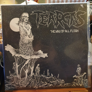 Teargas, The Way of All Flesh LP (2nd Hand)