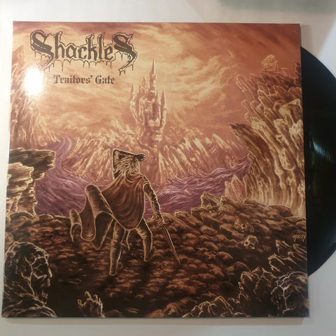 Shackles, Traitors Gate LP (2nd Hand)