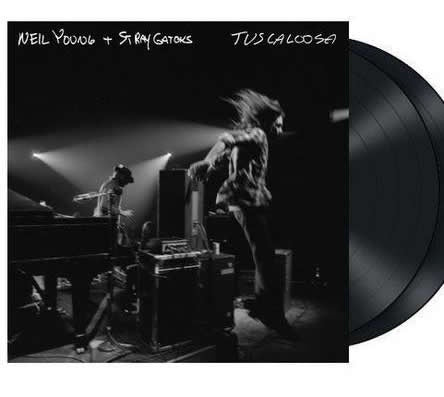 NEW - Neil Young & Stray Gators, Tuscaloosa (Live) 2LP