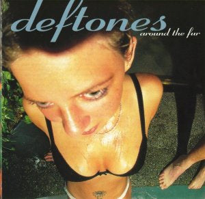 NEW - Deftones, AROUND THE FUR
