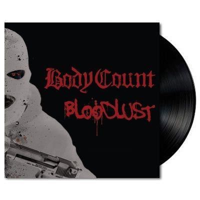 NEW - Body Count, Bloodlust LP Plus CD