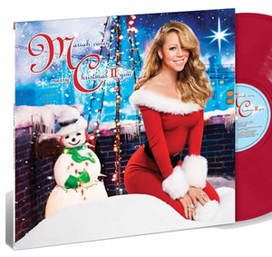 NEW - Mariah Carey, Merry Christmas II You (Red) LP