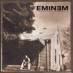 NEW - Eminem, Marshall Mathers