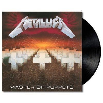 NEW - Metallica, Master of Puppets LP