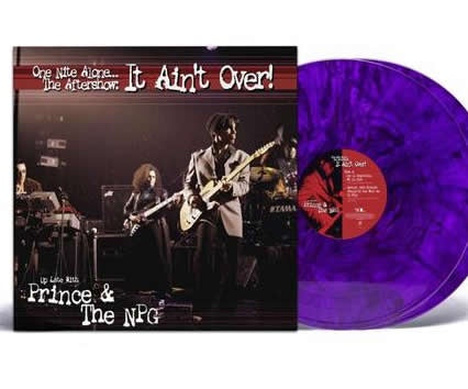 NEW - Prince, One Nite Alone: The Aftershow Purple 2LP
