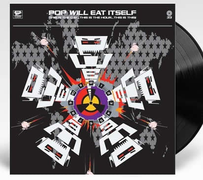 NEW - Pop Will Eat Itself, This is the Day This is the Hour 2LP