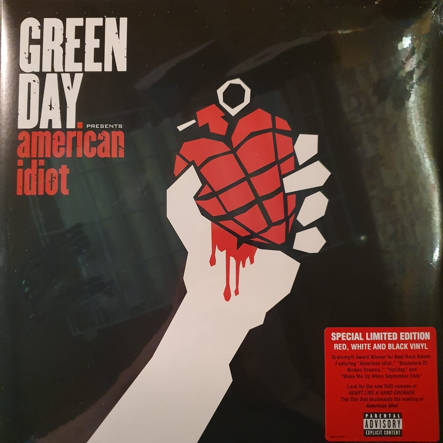 NEW - Green Day, American Idiot Coloured 2LP