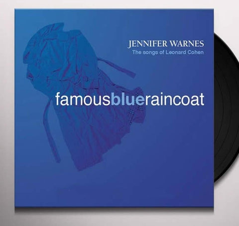 *NEW - Jennifer Warnes, Famous Blue Raincoat LP