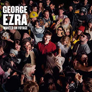 NEW - George Ezra, Wanted On Voyage Vinyl
