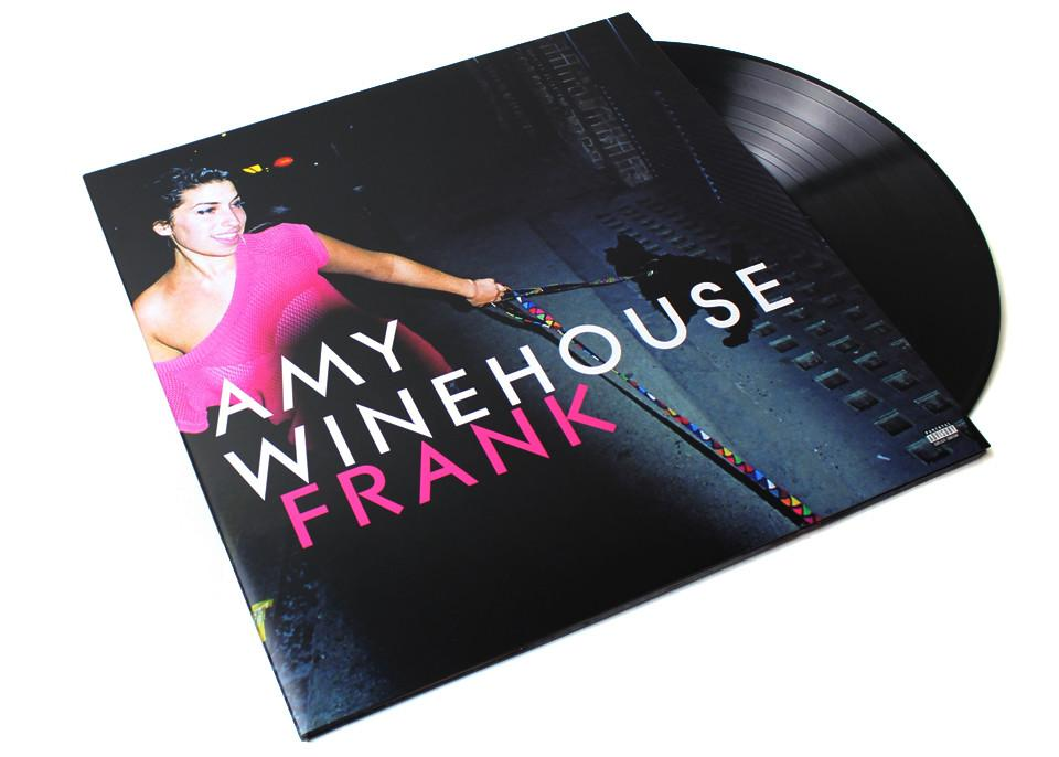 NEW - Amy Winehouse, Frank LP
