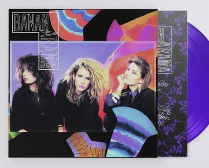 NEW - Bananarama, Bananarama Purple LP