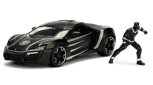 Black Panther - Lykan Hypersport 1:24 Scale Diecast Car