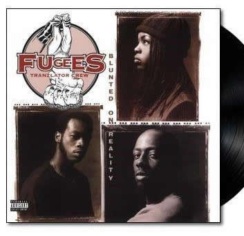 NEW - Fugees, Blunted on Reality LP