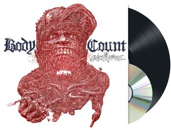 NEW - Body Count, Carnivore Ltd Ed LP and CD