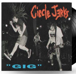 NEW - Circle Jerks, GIG LP