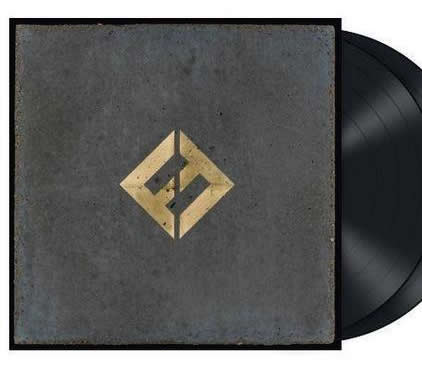 NEW - Foo Fighters, Concrete and Gold 2LP