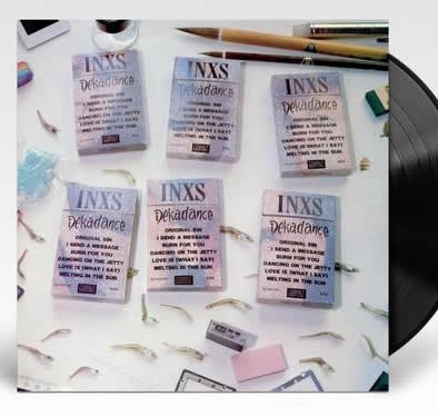 NEW - INXS, Dekadance LP (Black Vinyl)