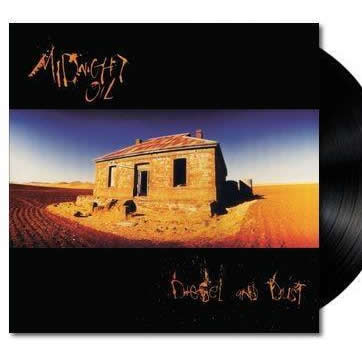 NEW - Midnight Oil, Diesel and Dust LP