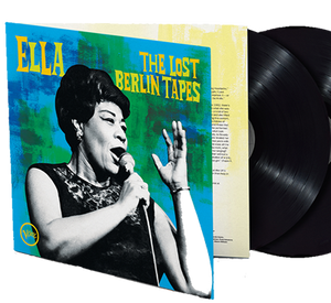 NEW - Ella Fitzgerald, Ella: Lost in Berlin Tapes 2LP